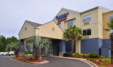 Stay at Fairfield Inn & Suites in Hattiesburg, MS, with Dates into September
