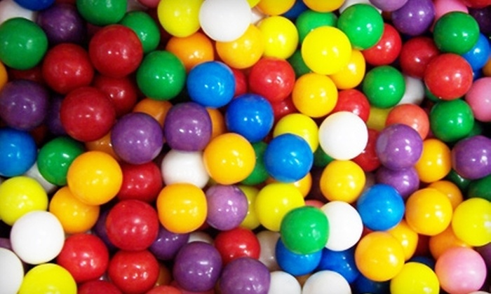 Captain Candy - Amherst: $5 for $10 Worth of Bulk Candy at Captain Candy in Amherst