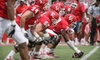 University of Houston Athletics - Multiple Locations: Tickets Package to University of Houston Football and Basketball Games. Three Options Available.