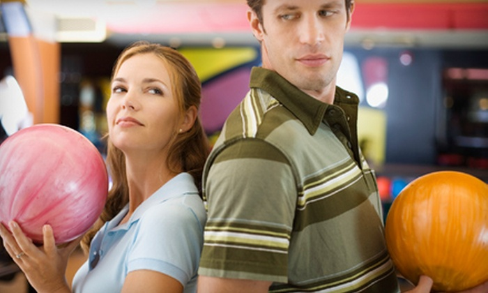 Country Club Lanes - Arden - Arcade: $25 for a Bowling Package for Six at Country Club Lanes (Up to $104 Value)
