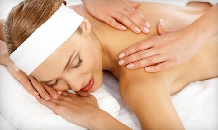 Touch-For-Life Massage & Wellness - Multiple Locations: Swedish-Massage Package with Reflexology Treatment or a Swedish Massage at Touch-For-Life Massage & Wellness (51% Off)