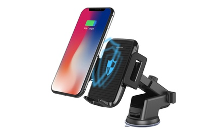 Apachie Fast and Wireless Smartphone Car Charger