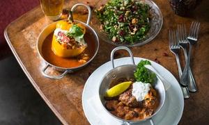 הצועניה: הצועניה – בית אוכל בלקני במתחם השוק היווני: רק 30 ₪ לגרופון בשווי 60 ₪ למימוש על התפריט או ארוחה זוגית עם יין, ב-149 ₪