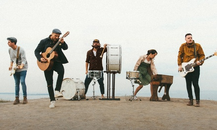 Rend Collective on September 18 at 8 p.m.