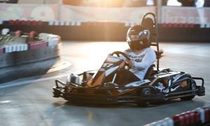 Kart und Eventcenter Spielmann GmbH: 2x Kartfahren oder 1x Kart-Rennen inkl. Getränk für bis zu Acht bei Kart und Eventcenter Spielmann GmbH (50% sparen*)