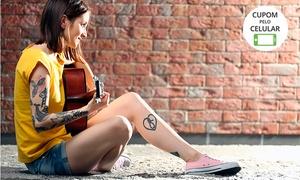 Espaço da Beleza Patrícia Reis: Crédito para tatuagem no Espaço da Beleza Patrícia Reis – Guará