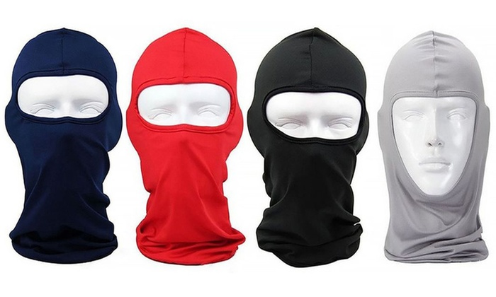 Unisex Multipurpose Balaclava Ski Masks