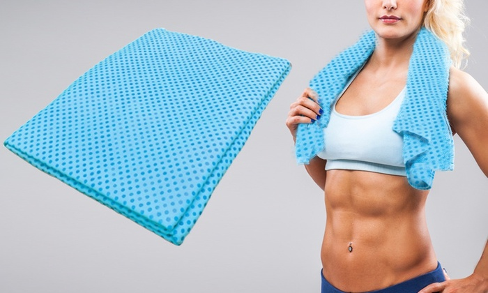 Cool-Aide Cooling Sports Towels: Cool-Aide Cooling Sports Towel. Multiple Options Available from $5.99-$7.99.