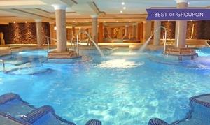 Terapias Acuáticas Canarias (TAC): Acceso a spa para dos con opción a masaje o spa privado en pareja con masaje y zumo desde 19,95 € en TAC