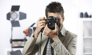Axel Imagery: 30-Minute Studio Photo Shoot with Prints from Axel Imagery (55% Off)