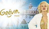 Ticket für das Wachsfigurenkabinett Musée Grévin in Prag (40% sparen*)