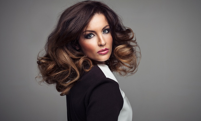 Blackfriars Salon & Spa - Wharncliffe: Haircut, Wash, and Blow-Dry with Option for Partial Highlights at Blackfriars Salon & Spa (Up to 50% Off)