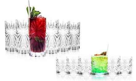 Servizio 6 bicchieri RCR