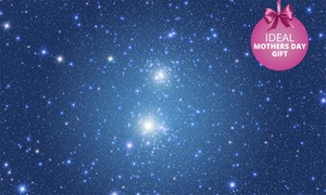 Name a Star In The Registry: Name a Star and Receive a Deluxe Star Kit for R199 with StarRegister.org (62% Off)