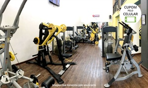 Academia Monsters Gym Concept: Academia Monsters Gym Concept – Água Verde: 1, 3, 6 ou 12 meses de academia