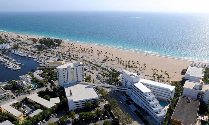 4-Star Hotel on Private Ft. Lauderdale Beach