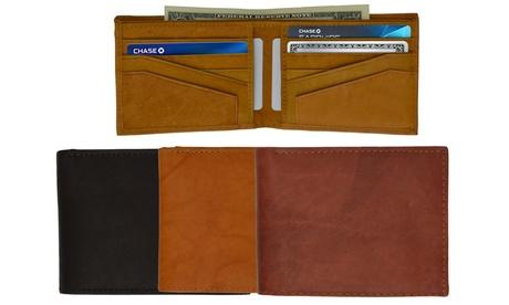 Leather Bi-Fold Wallet 3d80d97a-aab0-4f5e-8f67-6c4848ff6610