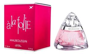 Eau de parfum A la folie Mauboussin