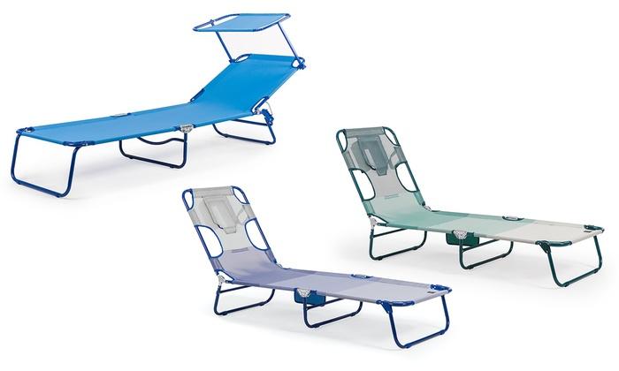Lit de plage et Bain de soleil   Groupon Shopping ccf309122183