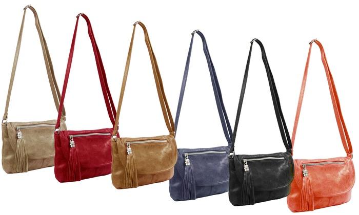 Maggie Leather Handbag