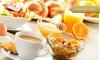 THEATRO Café, Tapas y más - Bremen: Heart-Beat-Breakfast inklusive je 1 Glas Sekt, O-Saft und Heißgetränk für Zwei im THEATRO Café, Tapas y más ab 16,90 €