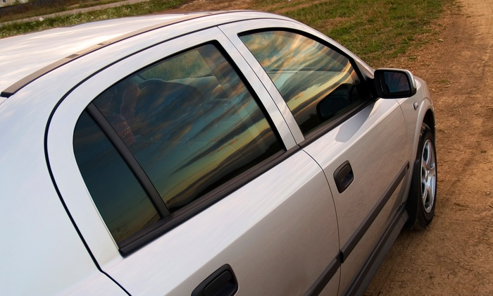 Tint America - Delray Park of Commerce East: $50 for $100 Toward3M Car-Window Tinting at Tint America