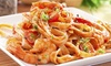 Luciano's - Downtown Brooklyn: Italian Dinner with Wine for Two or Four at Luciano's (Up to 48% Off)
