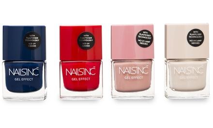 Set van 4 nagellakjes Nails Inc