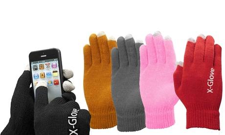 Guantes para pantallas táctiles de smartphones