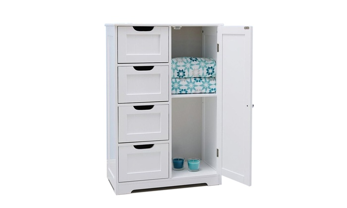 Shaker Style Bathroom Cupboard