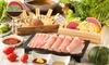 北海道四元豚のコース食べ放題120分 他