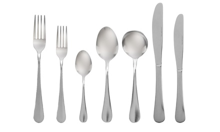 $49 for a Cambridge 56Piece Stainless Steel Cutlery Set