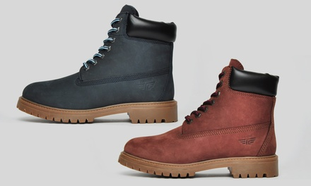 Red Tape Buckland Boots