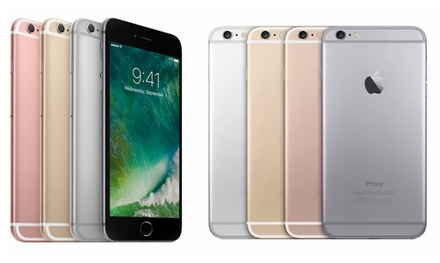 Refurbished Apple iPhone 6S with Accessories: 16GB ($369), 64GB ($429) or 128GB ($479)