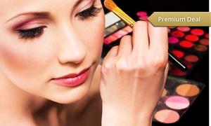 Deal 2 3 Std. Make up Workshop inkl. Beratung, Reinigung, Pflege und Vorher Nachher Portrait bei Verena Bender