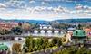 Praga: 1-3 noce ze śniadaniami, basenem i sauną