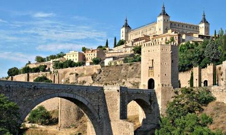 Toledo: 1, 2 o 3 noches para 2 en habitación doble con detalle de bienvenida en Hotel Eurostars Toledo 4*