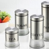 Stainless Steel Canister Set (8-Piece)