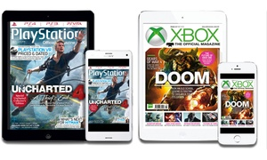 Future Publishing: One-Year Subscription to Xbox or Playstation Official Magazine from MyFavouriteMagazines (Up to 64% Off)