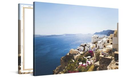 Fotolienzo personalizable tamaño 30 x 20 cm por 1 € en Photo Gift