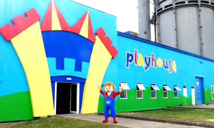 Playhouse at Twinwoods Adventure