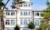 Hotel Villa Belvedere - Ostseebad Binz: Rügen: 3 bis 8 Tage für Zwei in der Suite, mit HP im Hotel Villa Belvedere