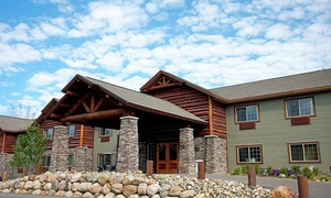 Woodsy Lodge near Whitefish Chain of Lakes at Whitefish Lodge & Suites, plus 6.0% Cash Back from Ebates.