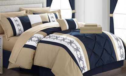 Comforter Sets Deals Amp Discounts Groupon