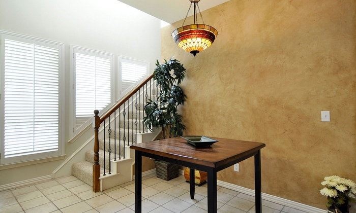 Deluxe Decorative Painting - Denver: $275 for $500 Groupon — Deluxe Decorative Painting