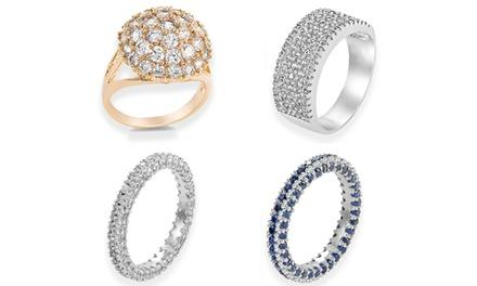 Vetements et accessoires-bijoux de mode-bagues-femme