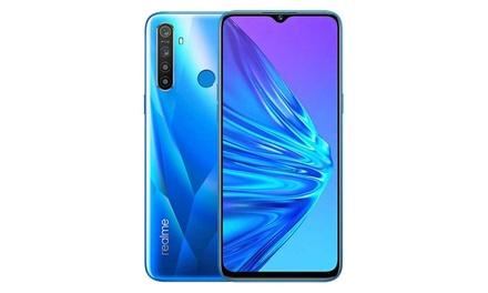 Realme 5 4GB 128GB DS Sparkling azul