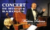 Concerts baroques à Paris