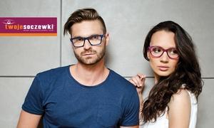 Twoje Soczewki: Okulary przeciwsłoneczne, okulary korekcyjne i badanie wzroku: do -90% w salonachTwoje Soczewki –44 lokalizacje