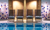 Spa Pass for One or Two at Vital Health and Wellbeing Club at Macdonald Holyrood Hotel